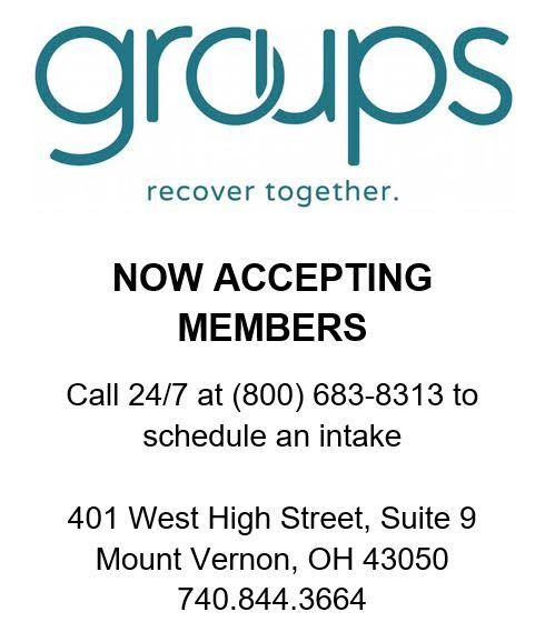 Groups Recover Together – Mount Vernon, Ohio