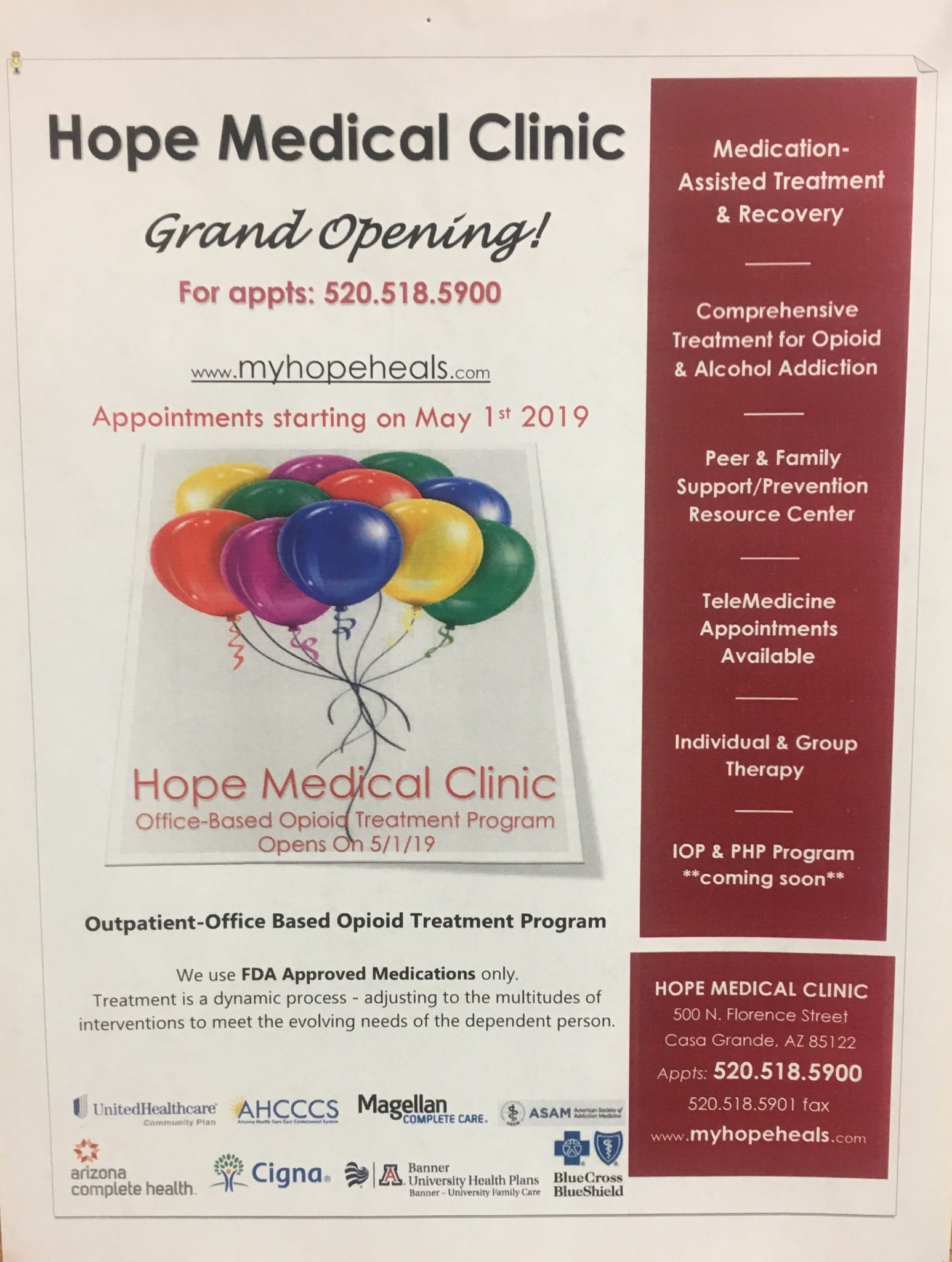 Hope Medical Clinic
